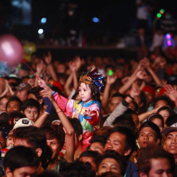 En la ciudad de Yangon la gente se preparaba para los festejos.