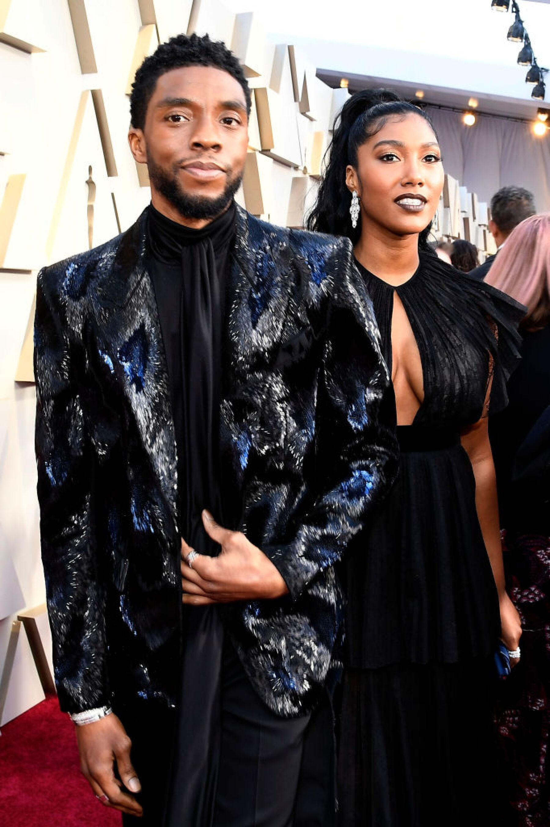 Chadwick Boseman protegió a su esposa pero no dejó testamento