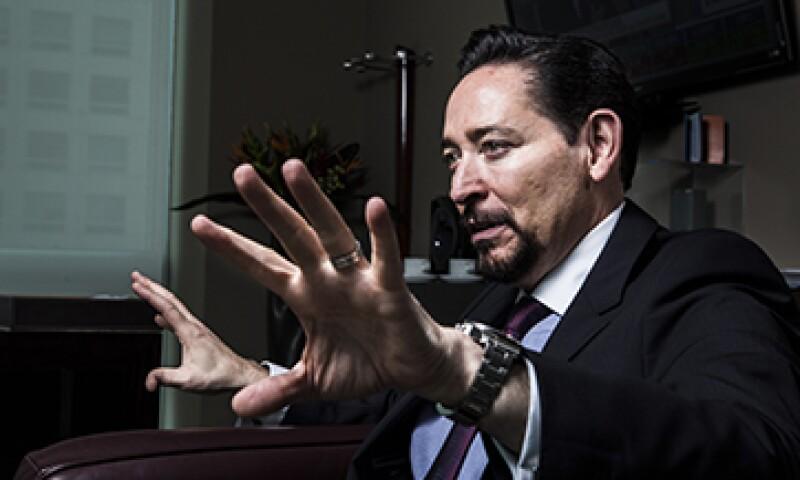 Antes de dirigir AT&T México, Thaddeus Arroyo, lideraba el departamento de Desarrollo Tecnológico para la compañía a nivel global.(Foto: Jesús Almazán )