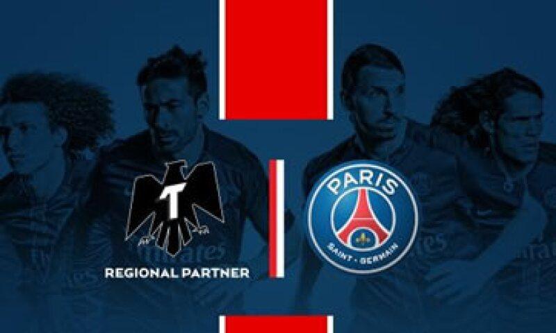 El París Saint-Germain fue adquirido en 2011 por un fondo de inversión de Catar. (Foto: Tomada de @CervezaTecate  )