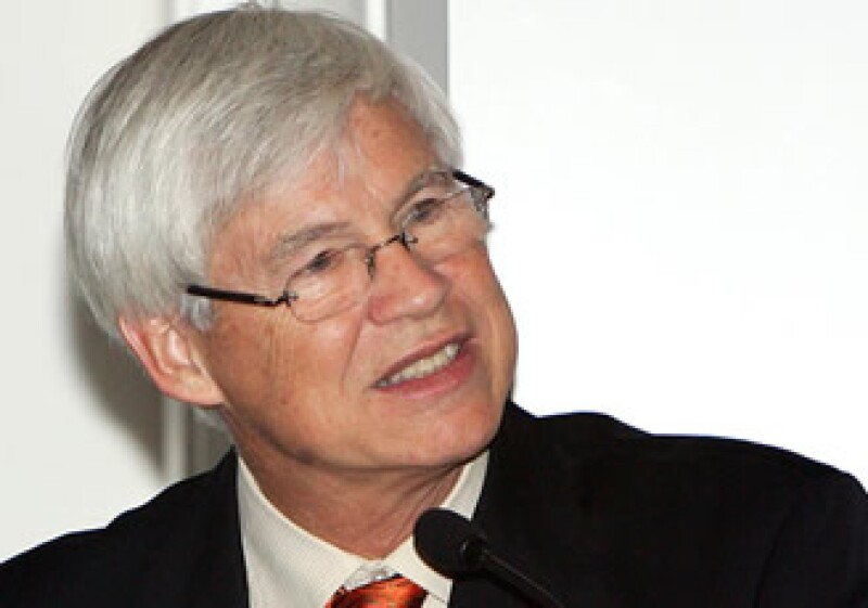 Robert Engle, el premio Nóbel de Economía 2003, se manifestó a favor de reformas que permitan al Gobierno ahorrar. (Foto: Archivo AP)
