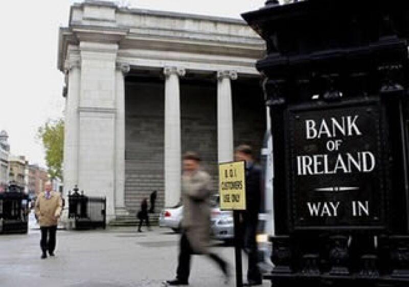La nota de Irlanda se mantiene en grado de inversión. (Foto: Archivo AP)