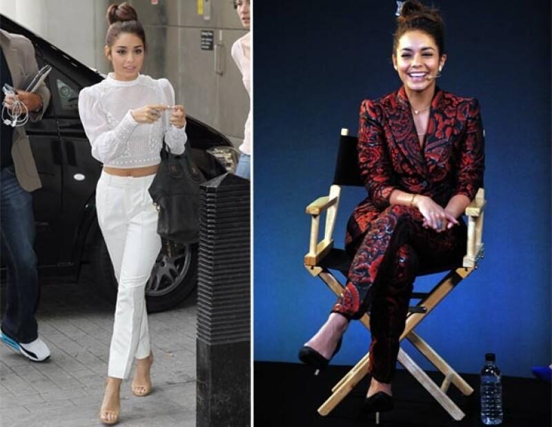 """La actriz se encuentra en Europa promocionando su nueva cinta """"The Frozen Ground"""" donde ha dado lecciones con su estilo de vestir."""