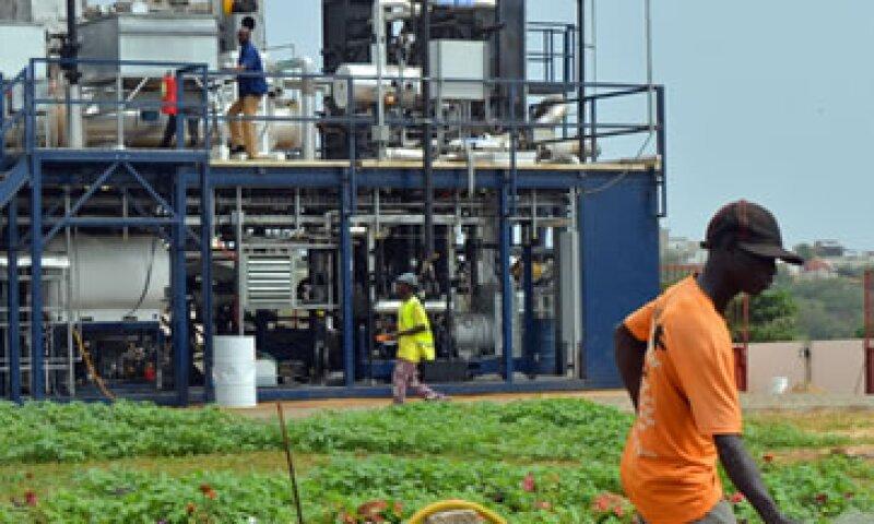 La compañía con sede en Seattle construyó el Omni Processor y recientemente instaló uno en Dakar. (Foto: Tomada de CNNMoney )