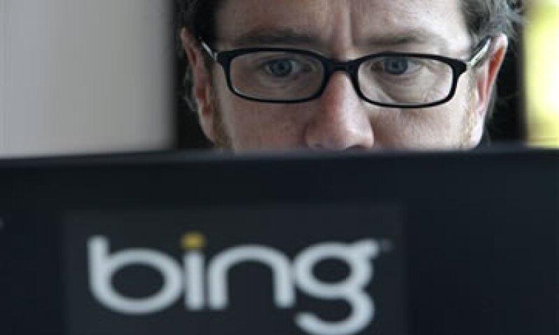 Microsoft prepara una campaña a nivel nacional para comparar su buscador a Google.  (Foto: AP)