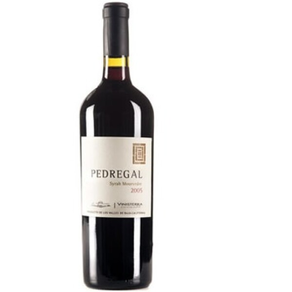 Pedregal 2005, es un vino complejo, carnoso y aromático.