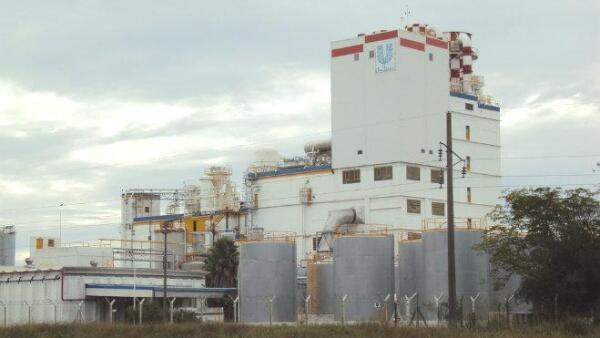 Planta industrial de Unilever