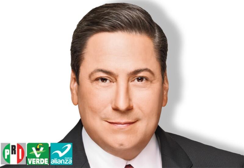 Baltazar Hinojosa Ochoa.