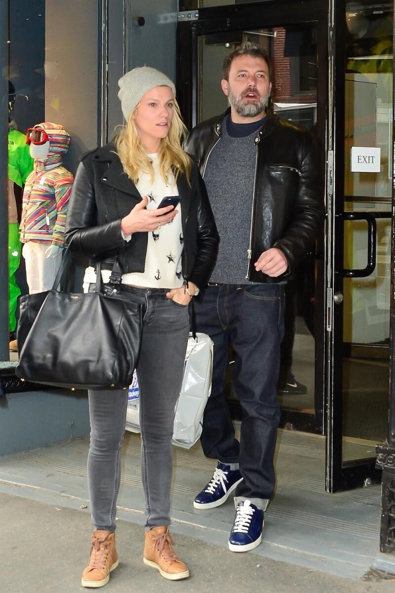 Ben Affleck & Lindsay Shookus
