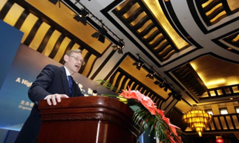 La entidad liderada por Robert Zoellick pide a China separar la propiedad de la gestión de las firmas estatales. (Reuters)