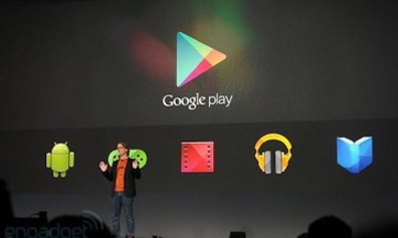 Android casi ha alcanzado a Apple en el número de aplicaciones disponibles, 650,000 contra 600,000. (Foto: Cortesía Fortune)