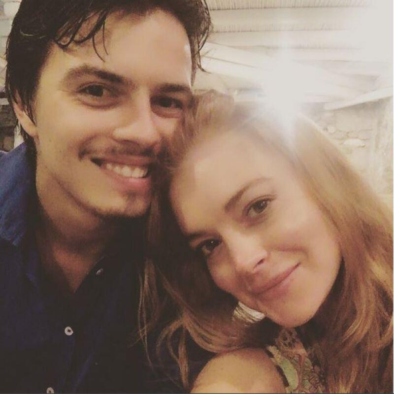 Michael Lohan ha asegurado que fue la propia Lindsay quien le confirmó la noticia por mensaje y que aunque terminó su compromiso con su novio, podría tener al bebé.