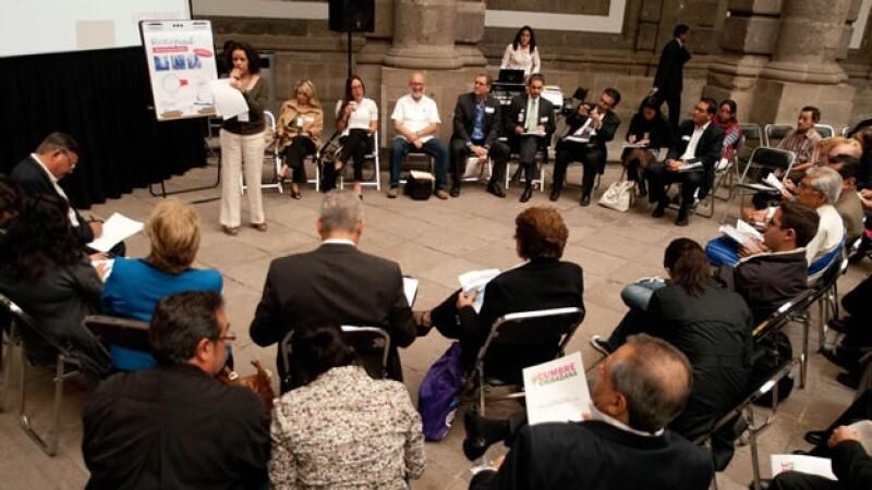 Organizaciones sociales alistan propuestas para candidatos a la presidencia