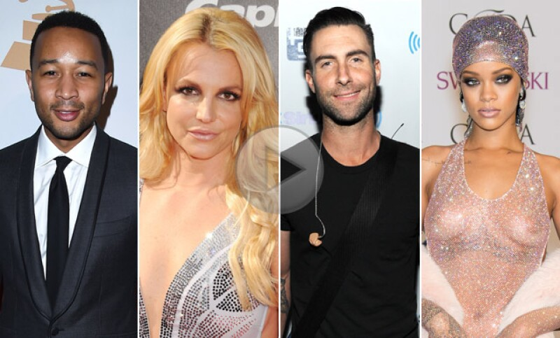 """Cuando se trata de sus videos musicales, estas celebs no le tienen miedo a nada. Y por """"nada"""", hablamos de poca ropa y mucha sexitud."""