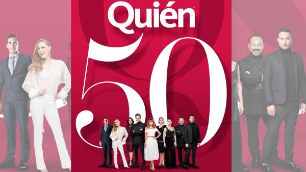 Quién 50 2016