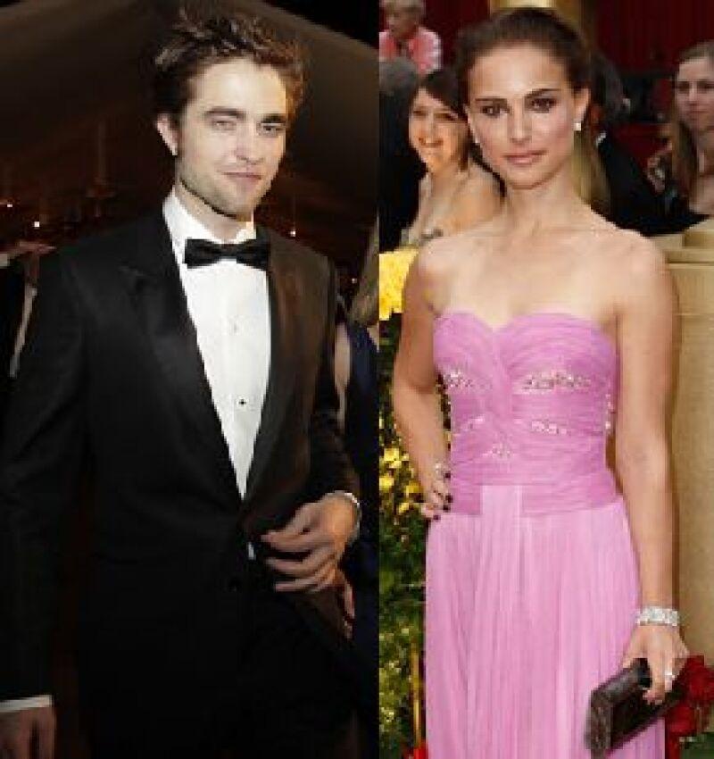 Ambos actores convivieron animadamente durante la fiesta posterior a la entrega de los Oscar y algunos dicen que estuvieron sorprendentemente cariñosos.