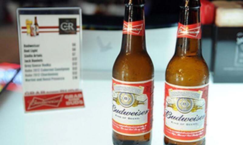 AB InBev obtuvo todos los derechos sobre la marca Bud. (Foto: Getty Images)