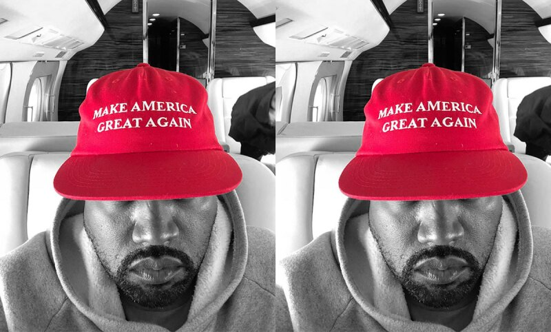 Lana-del-rey-Kanye-West-Make-america-great-again-trump