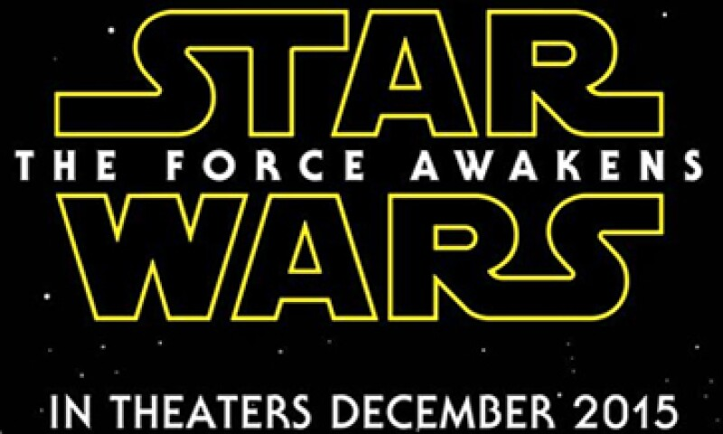 La nueva película de Star Wars llegará a las salas en diciembre de 2015. (Foto: tomada de Twitter/@iTunesTrailers )