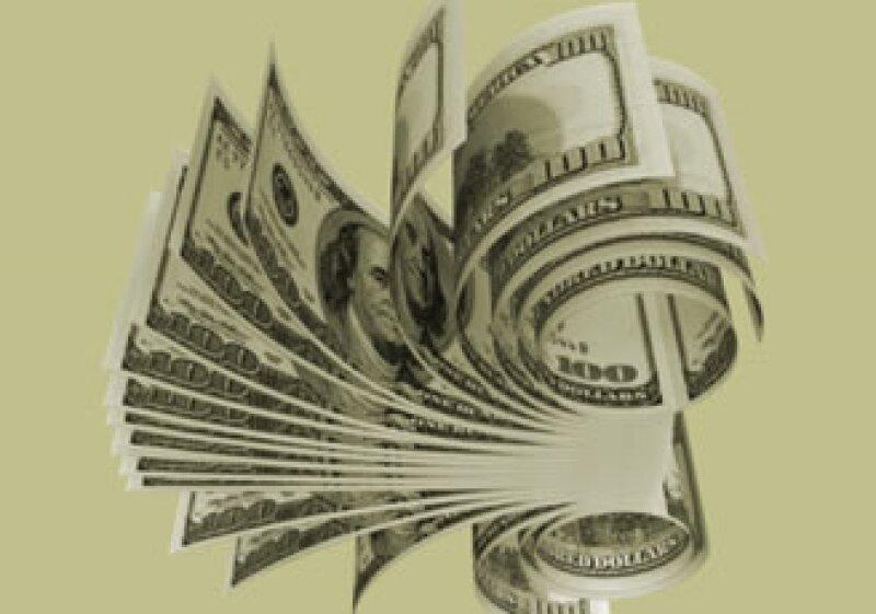 El dólar finalizó la jornada con ventaja ante el peso. (Foto: Jupiter Images)