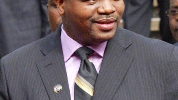 King Mswati II