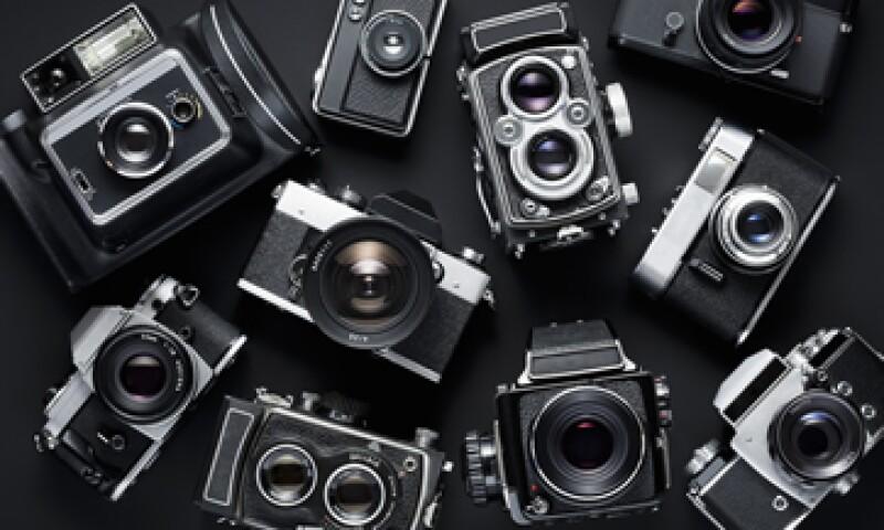 Canon, Nikon y Sony controlaban más de 60% del mercado de cámaras en el tercer trimestre, según IDC. (Foto: Getty Images)