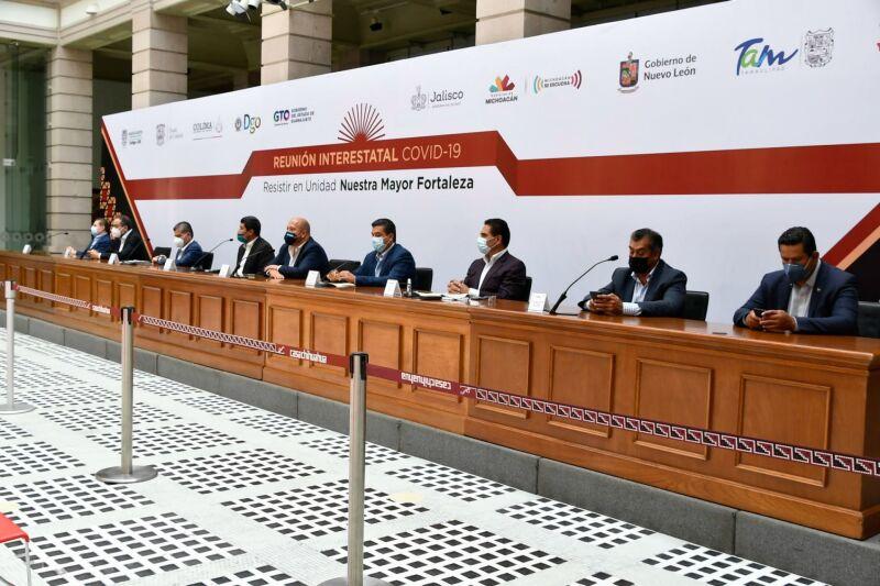 Los diez estados que integran la Alianza Federalista por México anunció que abandonarán la Conago.