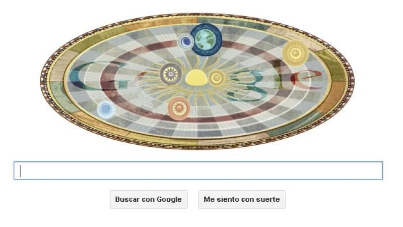 internet, google, doodle, nicolas copernico, heliocentrismo, geocentrismo