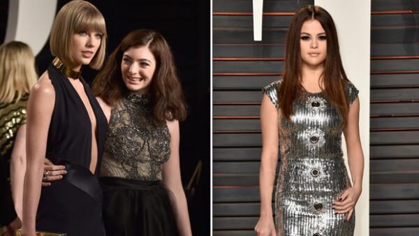 Aunque las dos fueron a la misma after party de los Oscar, ninguna de las bff se dirigió la palabra, ¿estarán pasando por un mal momento?