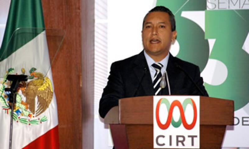 Francisco Blake Mora fue nombrado secretario de Gobernación el 14 de julio del 2010. (Foto: Notimex)