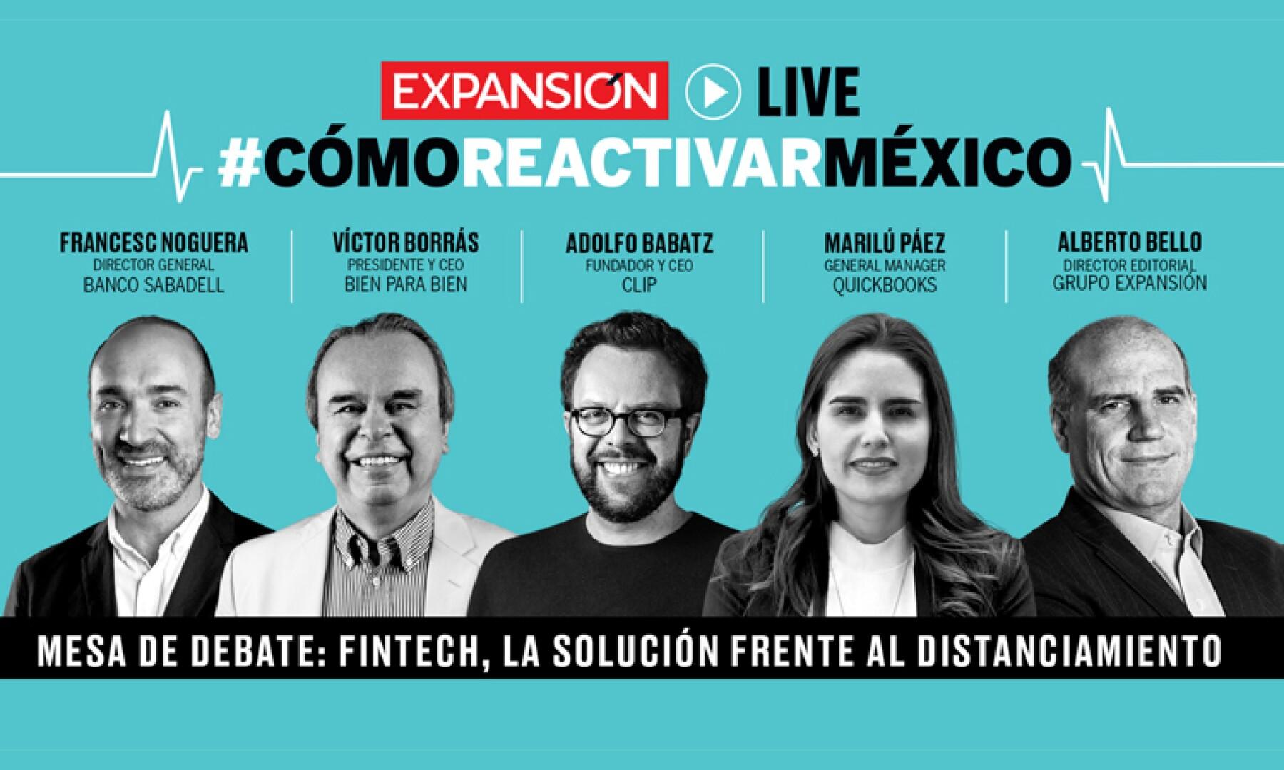 Fintech #CómoReactivarMéxico