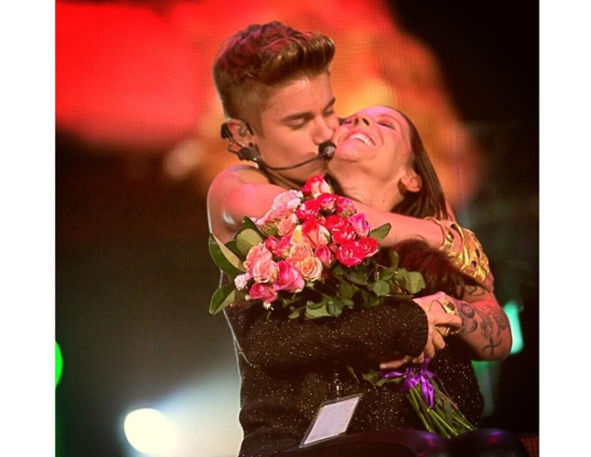 Justin Bieber comparte foto de la mujer de su vida