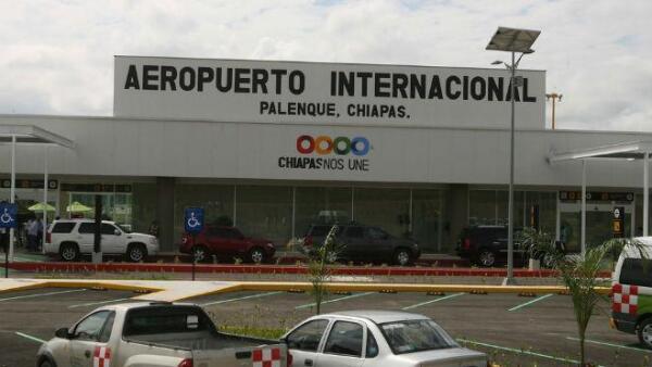 Aeropuerto Internacional de Palenque