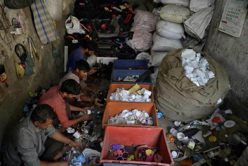 Dharavi - Bombay - India - comunidad