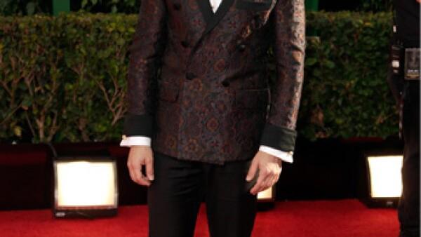 El especialista en moda George Kotsiopoulos presumió unos pantalones cropeados que también fueron muy criticados en redes sociales.