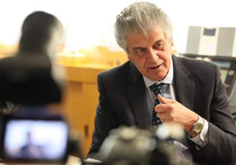 El funcionario enfrentó a la transición de funciones a la zona centro del país tras la disolución de LyFC en 2008. (Foto: Notimex)