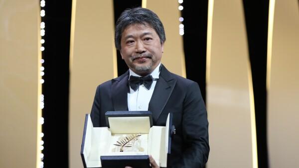 Kore-Eda, recibe la Palma de Oro de Cannes