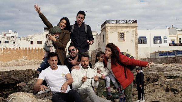 La familia Derbez