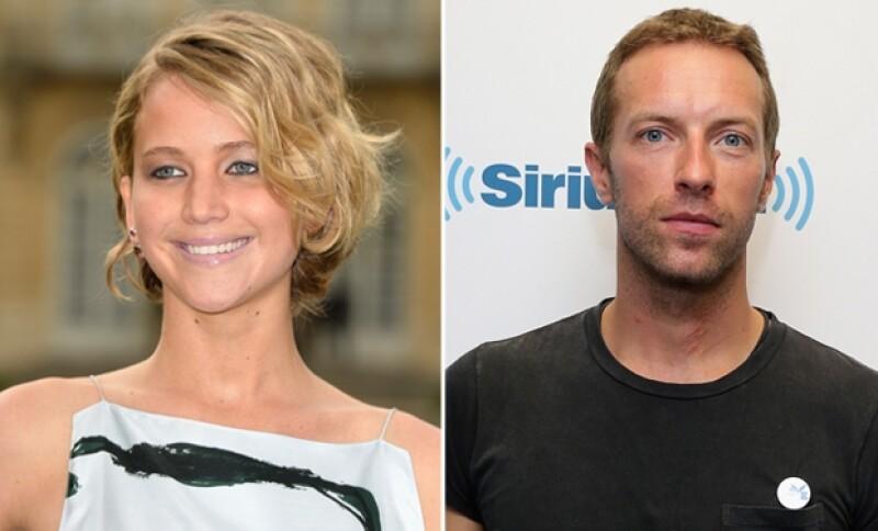 A unas semanas de que se anunciara su ruptura con Nicolas Hoult, la actriz está siendo relacionada sentimentalmente con el ex esposo de Gwyneth Paltrow. ¿Será?