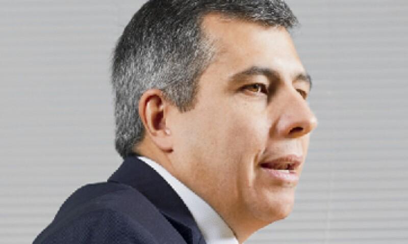 Carlos Serrano, vicepresidente de política regulatoria de la CNBV. (Foto: Carlos Aranda/Monda Photo)