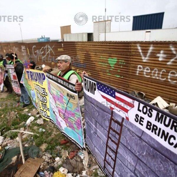 No al muro