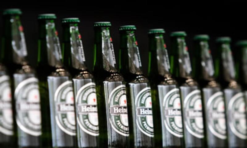 La inversión de Heineken en su nueva planta supera a la que anunció Grupo Modelo en Yucatán.   (Foto: Cuartoscuro )