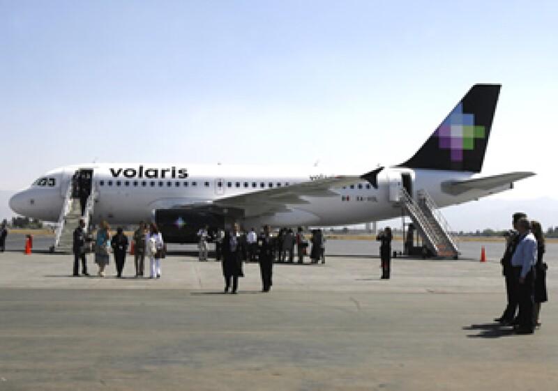 El director general de la firma mexicana, Enrique Beltranena, tiene una meta: convertirse en la segunda aerolínea más importante del país. (Foto: AP)
