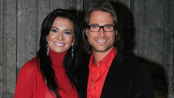 Cecilia Galliano y Sebastián Rulli