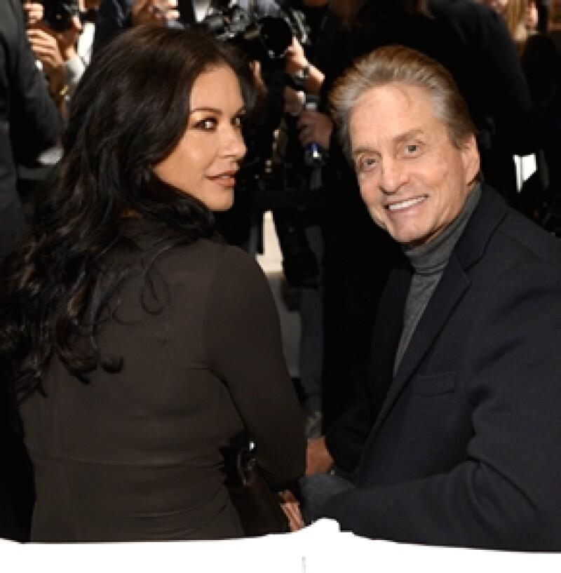 Al parecer se dice que fue después de la declaración del actor donde dijo que el sexo oral pudo haber causado su cáncer.