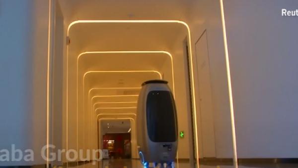 ¿Serán atendidos por robots los hoteles del futuro?