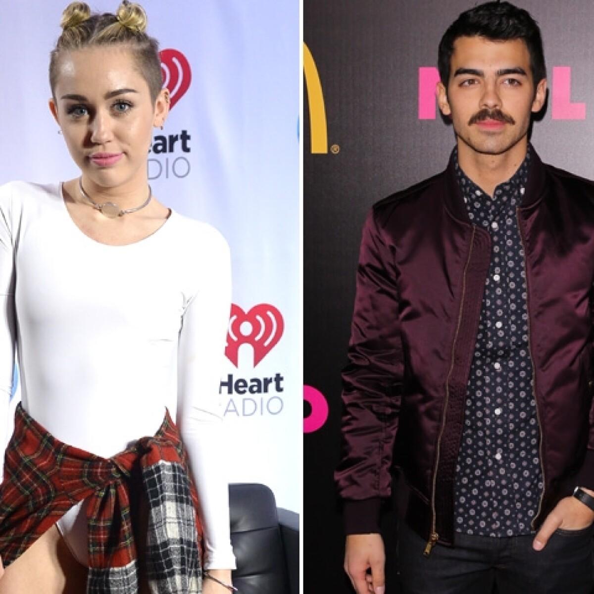 `Joe Jonas pensó verse malo por fumar marihuana conmigo´: Miley