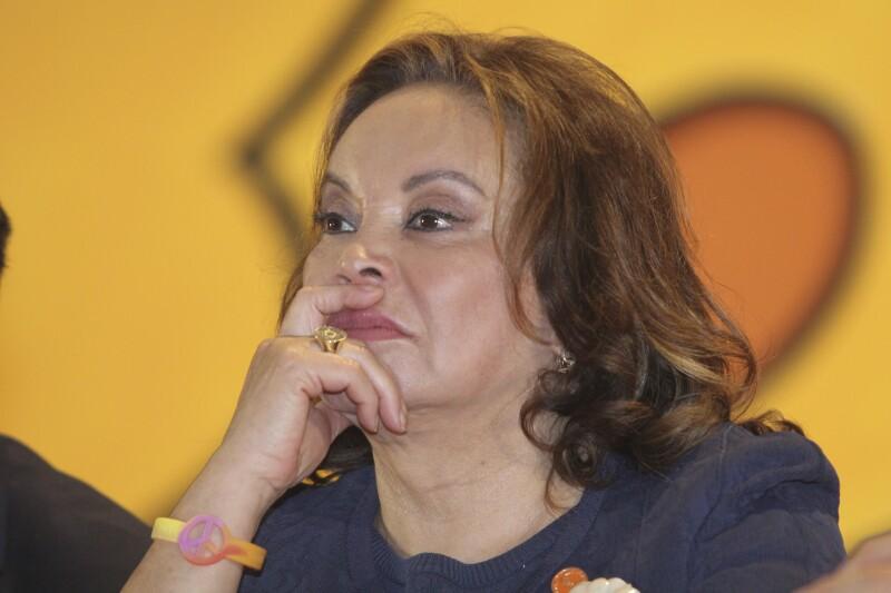 Elba Esther Gorsillo amparo