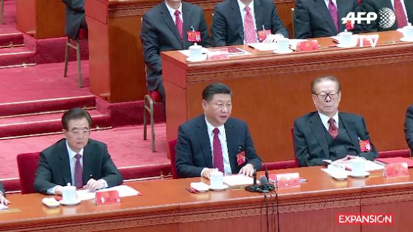 El Partido Comunista de China eleva a Xi Jinping a la altura de Mao Zedong