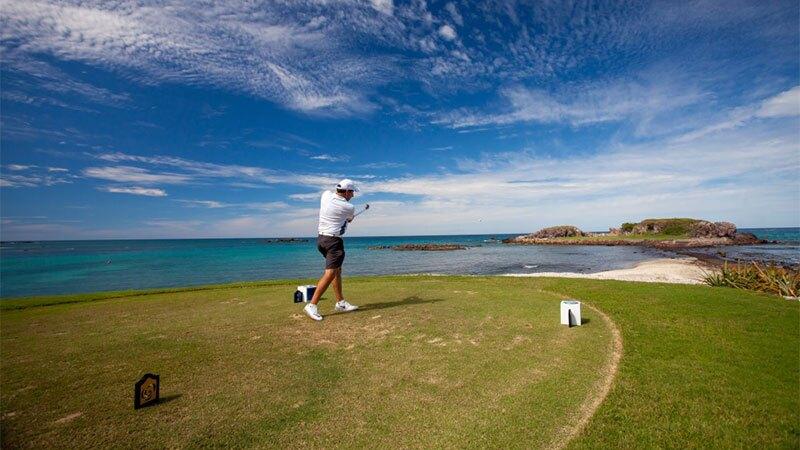 BMW Golf Cup International